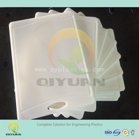 safety food grade HDPE/ UHMW PE sheet/board for cutting