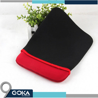 Custom printed wholesale briefcase neoprene laptop tablet case sleeve bag for ipad
