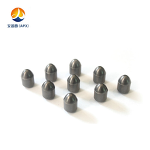 tungsten carbide button/brazed carbide tips for oil drilling rigs spare parts