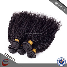 Best selling unprocessed virgin brazilian and peruvian hair, brazilian human hair afro kinky curly, overseas brazilian hair