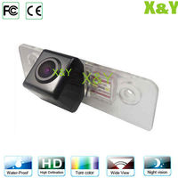 Car backup assist rear view automobile camera Reversing Camera car safety accessoires and parts for Skoda Octavia