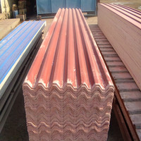 Alibaba china most popular fiber cement roof panel