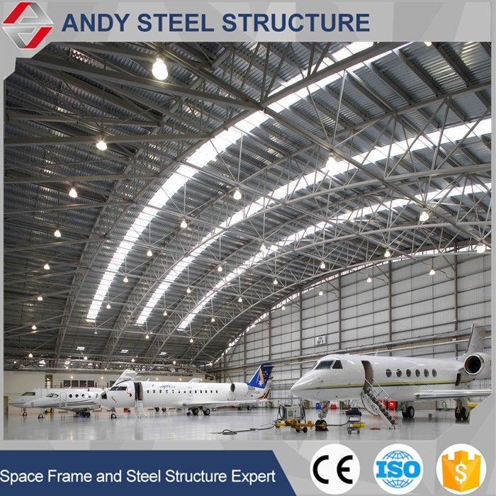 Cost Effective and Reliable Space Frame airport terminal construction