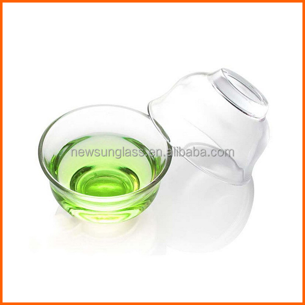 Tea drinking customized mini glass cup