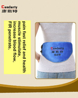 battery/electric heated belt FIR heating belt waist belt for back pain