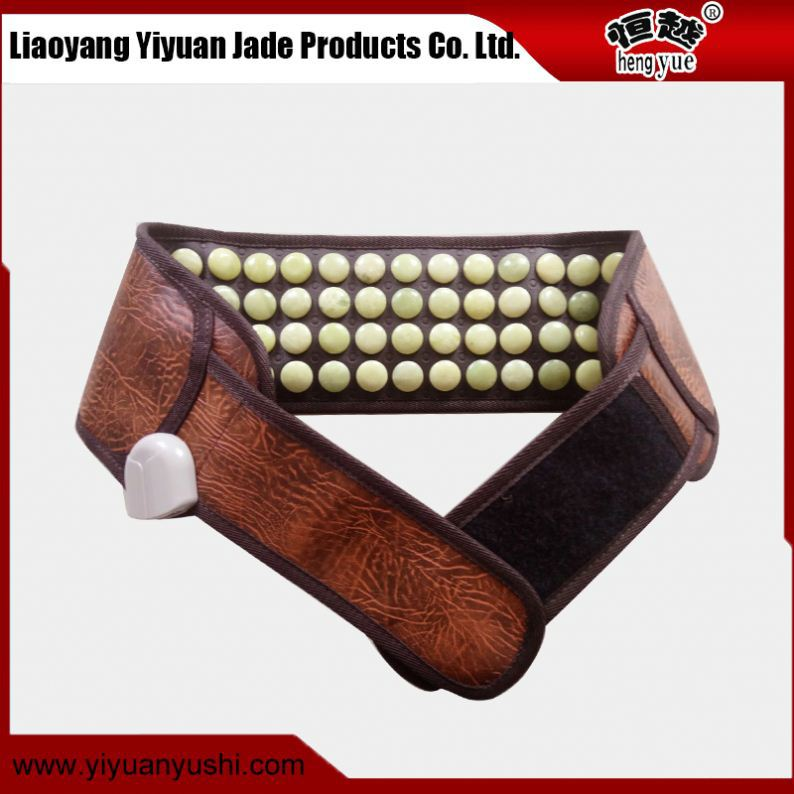 Affordable price environmental friendly enhance creativity negative ion jade belt
