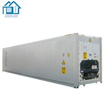 Transportation aluminum 20ft 40ft dry used cargo container prices