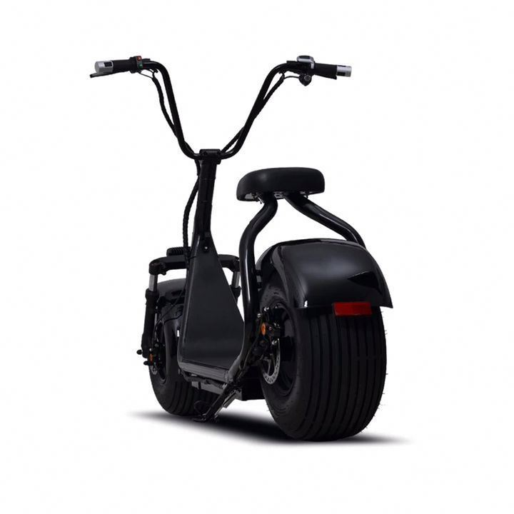 2018 new model electric fat bike 1000w adult electric motorcycle chopper electric scooter <strong>city</strong>
