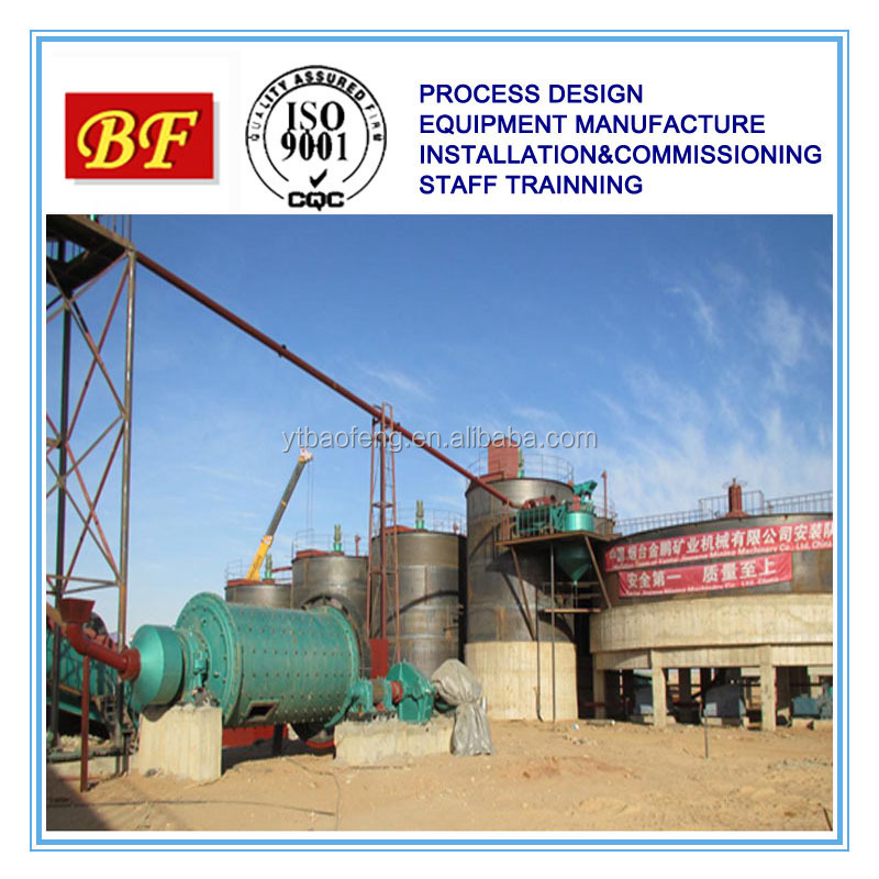 Gold Mining Machine / Jinpeng CIL Small Gold Processing Plant