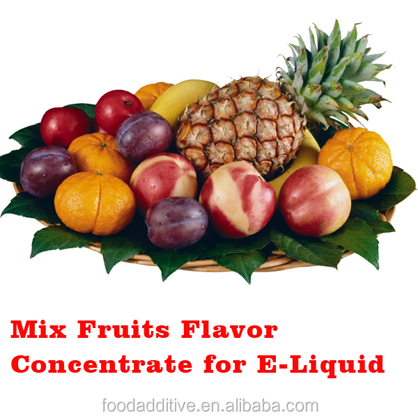 Mixed Fruit Flavors for juice/ Mix Fruits Flavor Concentrated Liquid