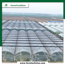 2017 new Agriculture Multi Span Plastic Film Greenhouse
