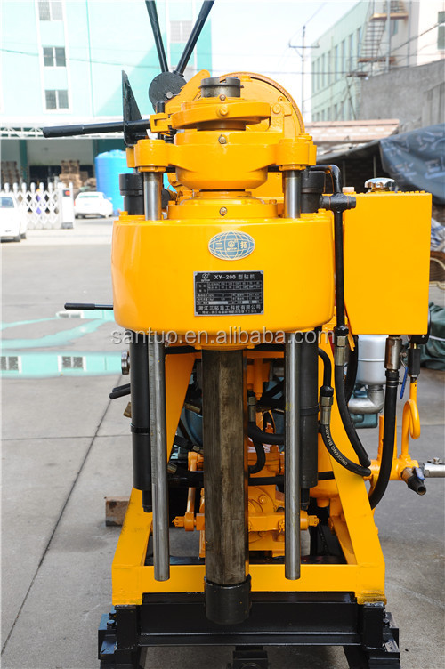 best quality water well core drilling rig