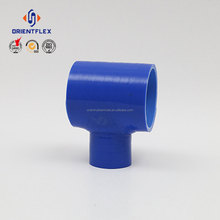 "ID 2"" temperature high pressure silicone t shape hose/pipe for automotive"