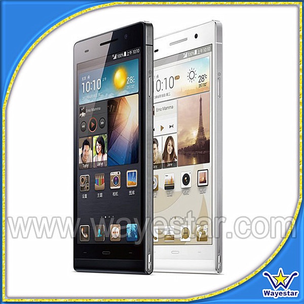 Ultra Thin 6.0 inch FHD IPS Quad Core MTK6589t 3G Android 4.2 Smart Phone 13.0MP Camera 2G Ram