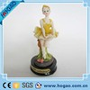 Resin crafts fashion home ornament sex dancing naked girl figurine,resin ballerina figurine