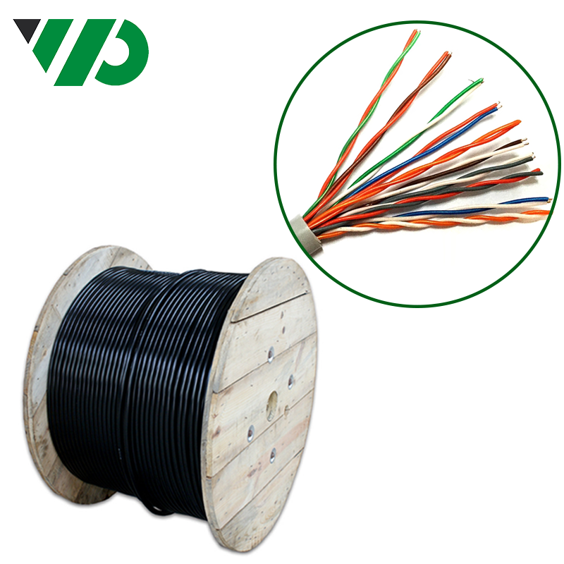 Super 10 Pair Telephone Cable Multi Core Cat5E Solid Copper Low Voltage Wiring Database Numdin4X4Andersnl