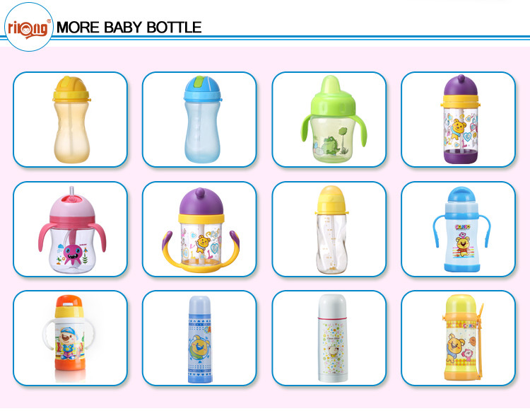 FDA Approved Soft Bpa Free Baby Bottle