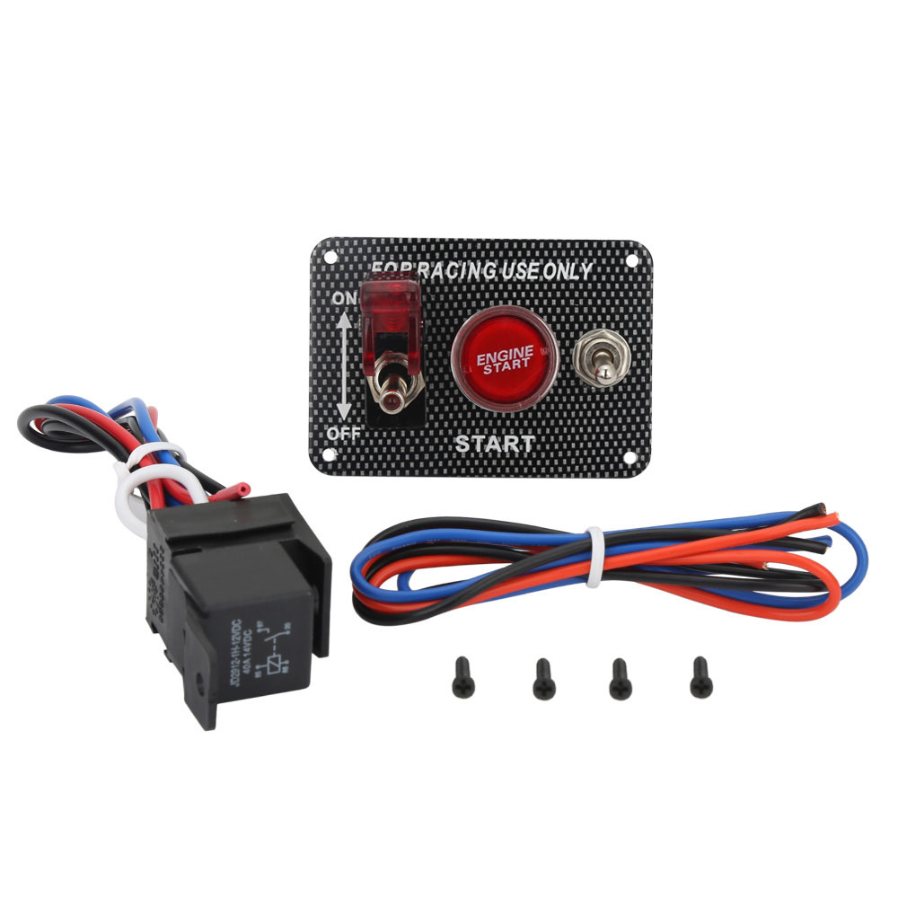 Car Switch Panel, Auto Racing Switch Panel 12v