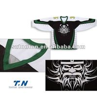 team set hockey jerseys