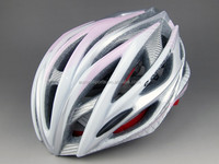 2016 high quality in-model carbon fiber superman bike helmet