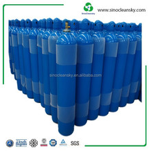 EN ISO9809 GB5099 40L 50L WP 150bar 200bar Argon Gas Cylinder for Selling