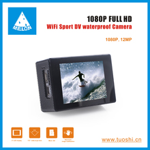 Action camera 1080P 2inch LCD waterprtoof wifi remote Melon SD001