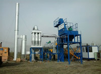 Road paving Drum Mix Asphalt Plant