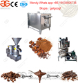 Hot Sale CE Approval Butter Press Grinder Cocoa Bean Roasting Machine