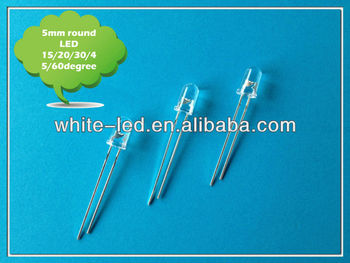 5mm Round LED Diode LED Products
