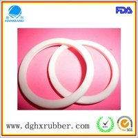 silicone sponge gasket ring