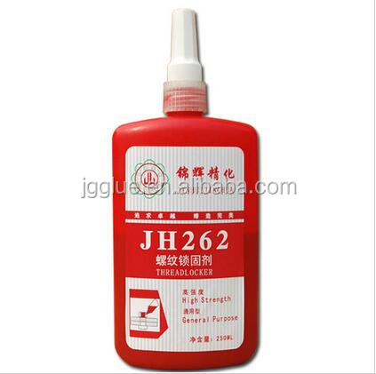 Wholesale 262 Thread locker Anaerobic Adhesive from Factory