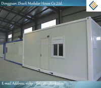 Modular prefab home kit price,low cost prefabricated container houses price