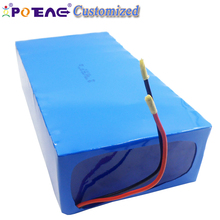 High perfomance rechargeable LiFePO4 lithium ion 36V 20Ah battery for golf cart electric car