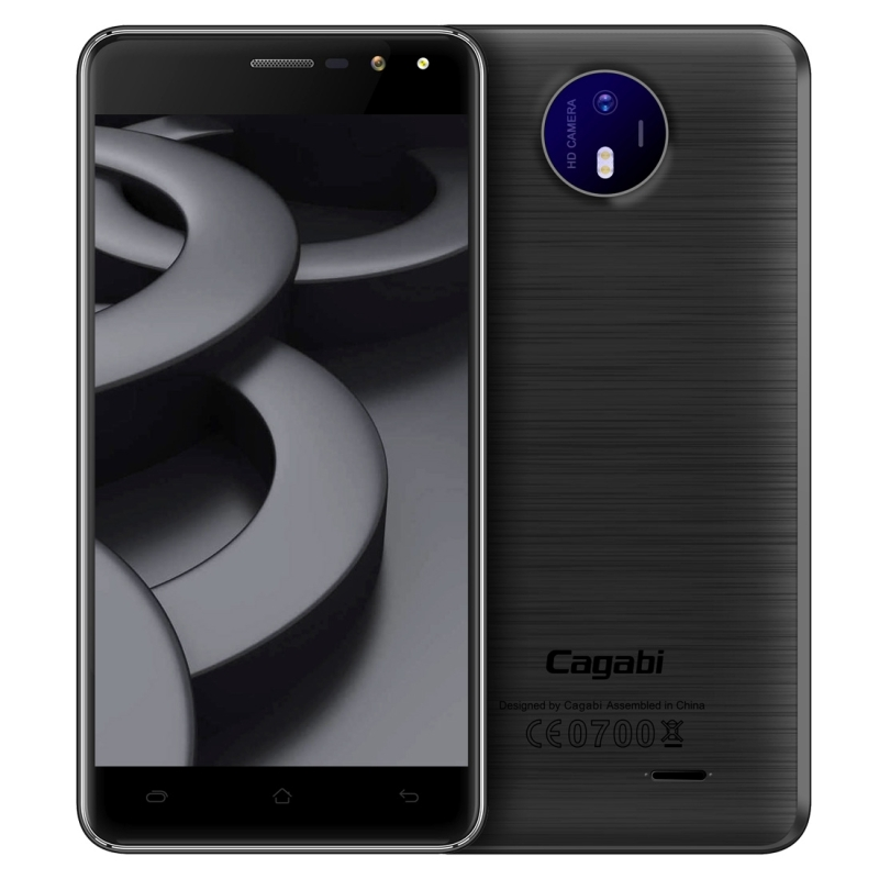 Original Vkworld CAGABI ONE cell phone 5 inch <strong>Quad</strong> Core RAM 1G ROM 8G 2200mAh <strong>720P</strong> <strong>HD</strong> Android 6.0 MTK6580A FM OTA smart phone
