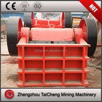 easy operation jaw crusher for crushing granite for mine industry