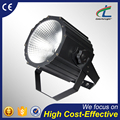 slim 4in1 80W RGBW led cob par light for dj