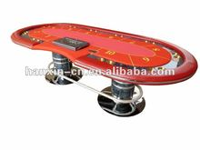 Luxus Texas holdem poker tisch