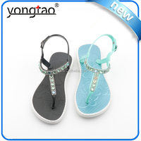 Fashion shoes with drill openning nice sandals for women