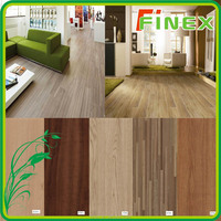 High quality PVC indoor vinyl plank flooring