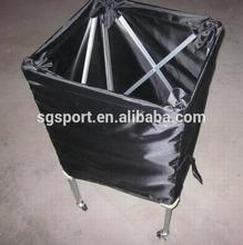 Ball storage trolley, Ball removable storage carts, soccer / basketball carts