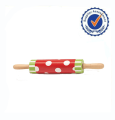 2015 Hot Selling Products Embossed Ceramic Rolling Pin