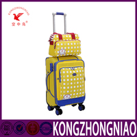 Custom brand printed aluminum luggage for hot sale ,manufacturer supplier