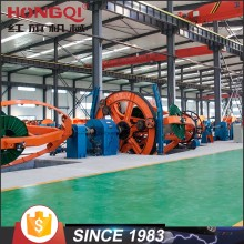 Large industry plant copper wire twisting machine for copper wire