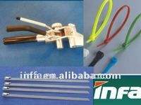 cable tie fasten installation tool