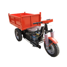 Licheng cleaning electric cargo tricycle used in tunnel