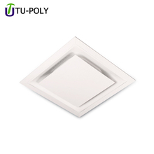 Thermostat Plate Square Air Conditioner Diffuser Decorative Air Ceiling Diffusers