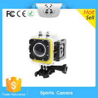 Hot promotional supported motion detection 30M water proof action camera waterproof