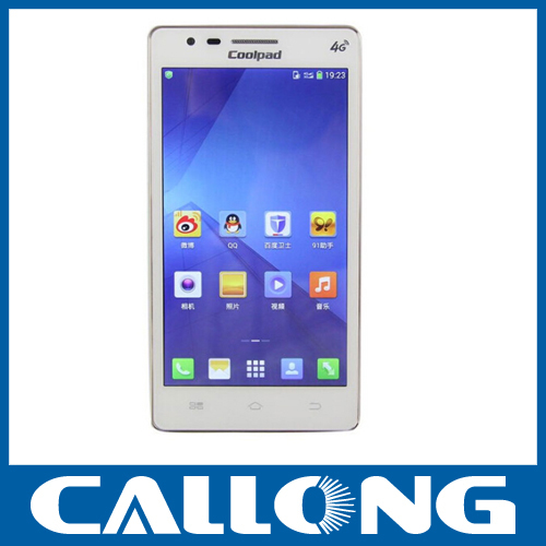 4G TD LTE Coolpad 8720L 1G RAM 4G ROM Original mobile phone Coolpad 4G LTE Quad Core 5MP 5.0 OGS 2000mah/Kate