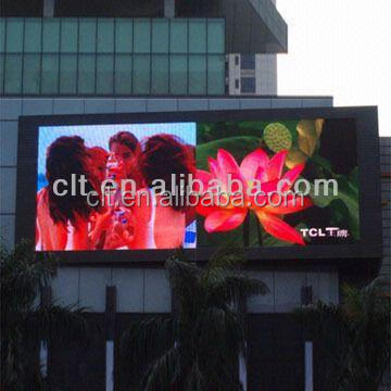 nichia led outdoor video display,ph10 led display outdoor advertising panel,led video wall outdoor