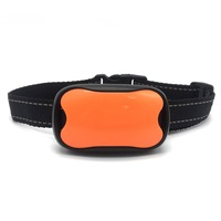 TIZE Newest Dog Collars Custom Design Harmless Shock Bark Collar